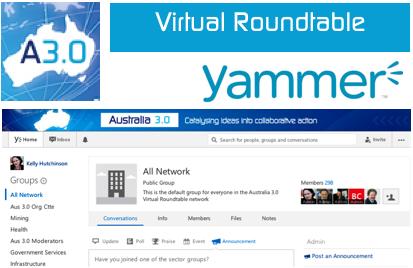 A3.0 VRT Yammer