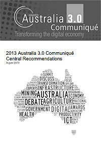 Australia 3.0 Communique 2013 Central Recommendations_tmb