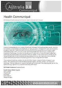 Australia 3.0 Health Communique_tmb