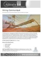 Australia 3.0 Mining Communique_tmb