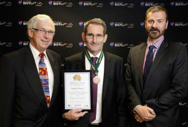 steve-baxter-2016-pearcey-medal